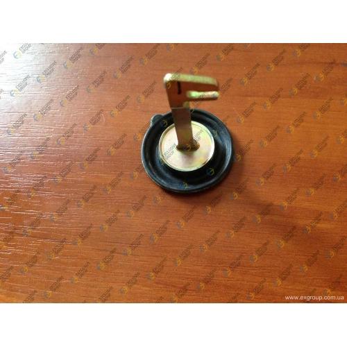 Диафрагма 1-й ступени устройства холодного пуска