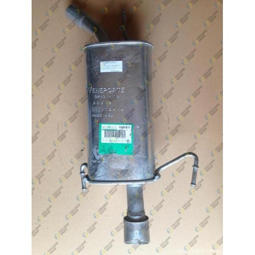 Глушитель выхлопных газов OPEL Corsa C 1.4 (задняя часть)