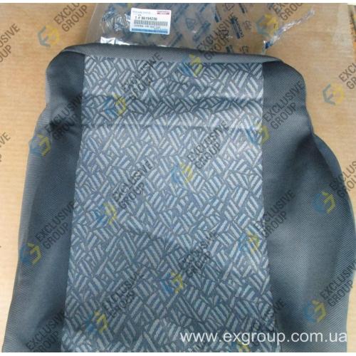 Обивка подушки переднего сиденья
