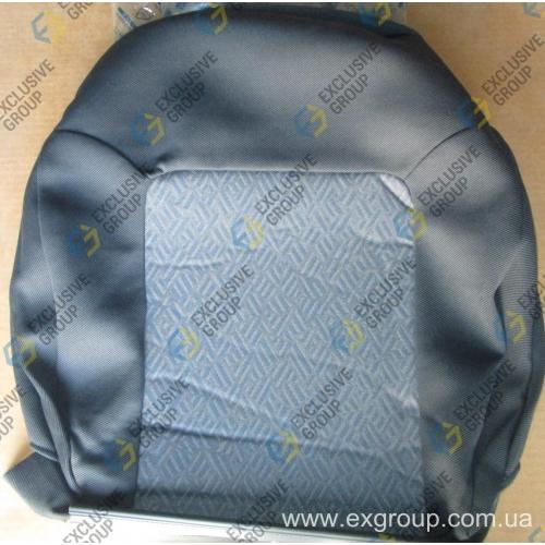 Обивка спинки переднего сиденья
