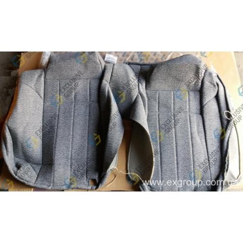 Облицовка спинки заднего сиденья