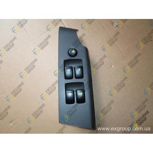 Кнопка стеклоподъемника (блок на 4 клавиши) лев. двери Т250