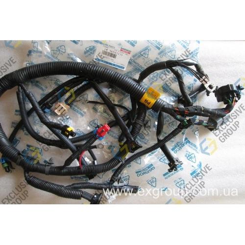 Жгут проводов двигателя 1.3, МКПП, Евро II