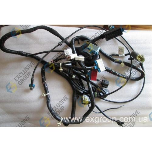 Жгут проводов двигателя 1.6,кондиционер c АБС