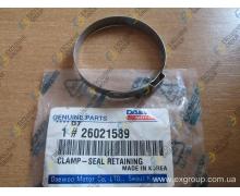 Кольцо стопорное пильника рулевой рейки (зажим)