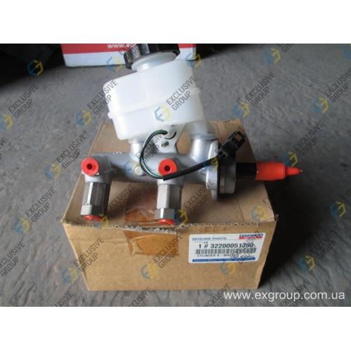 Главный тормозной цилиндр с бачком