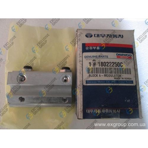 Блок модулятор ABS (ДВС 1,5 SOHC)