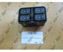 Кнопка стеклоподъемника (блок на 4 клав.)