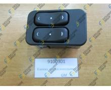 Кнопка стеклоподъемника (блок на 2 клав.)