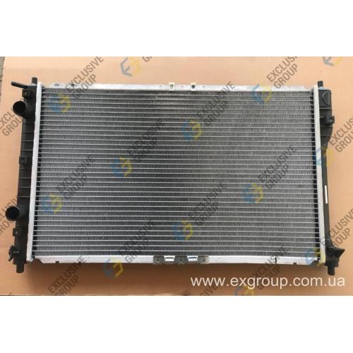 Радиатор охлаждения с кондиционером 1.3,1.4