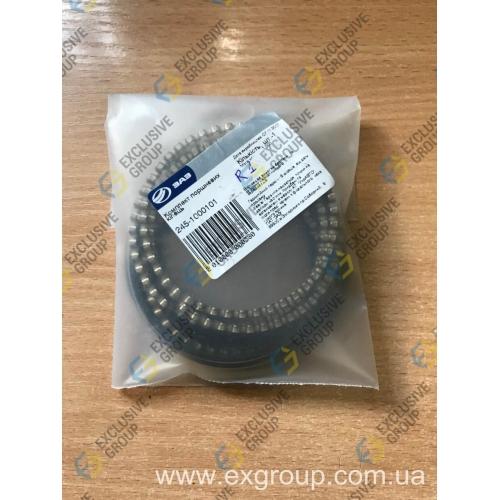 Кольца поршневые Buzuluk 72,25 mm