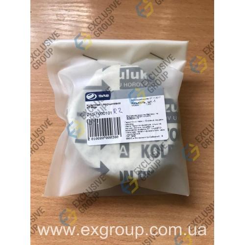 Кольца поршневые Buzuluk 72,5 mm