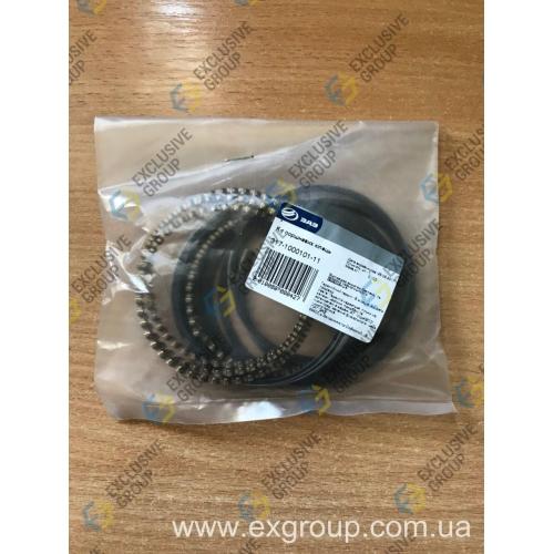 Кольца поршневые Buzuluk 77,5 mm 1.4
