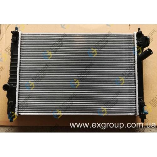 Радиатор охлаждения двигателя Т-255