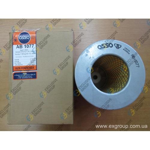 Фильтр воздушный Nissan Sunny B11 1.7D 82-86г.в.
