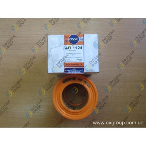 Фильтр воздушный Citroen Ami 68-77г.в.(A12.5 B7.5 H9)
