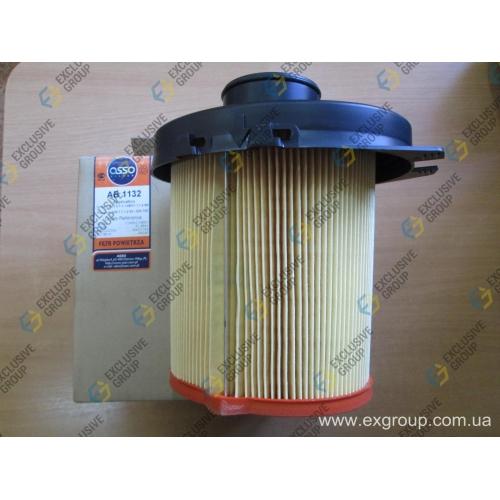 Фильтр воздушный Citroen Saxo 1.0л 96-03 г.в.(A13.5 B6 H20)