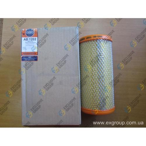 Фильтр воздушный RENAULT MEGANE 1.9 TDI 96-01г.в.(A12 B9 H26)