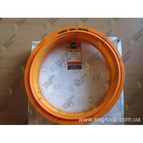 Фильтр воздушный FIAT SEICENTO 1.1 98-2010г.в.(A28.5 B24 H5,5)