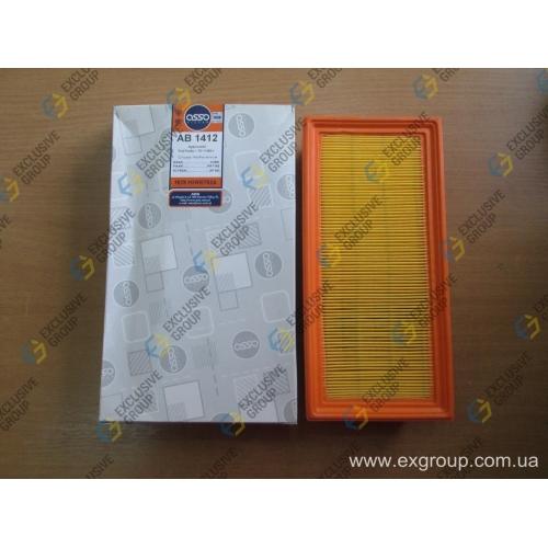 Фильтр воздушный Fiat Punto/Uno 1.7 D 94-2000г