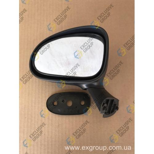 Зеркало наружное левое механическое