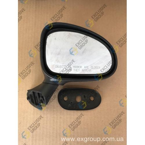 Зеркало наружное правое механическое
