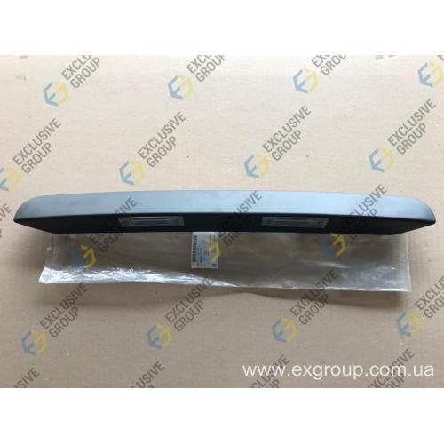 Ручка крышки багажника черная (с подсветкой) Т-200