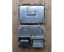 Блок управления двигателем F14D4 (MT80) R2