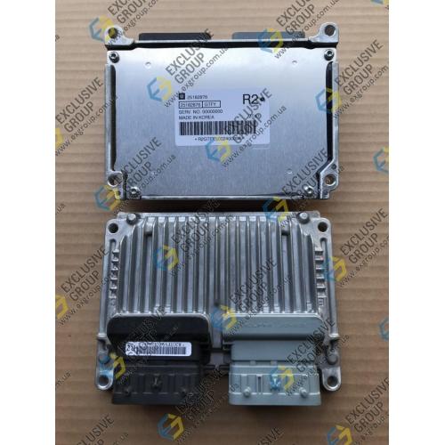 Блок управления двигателем F14D4 MT80 (R2)