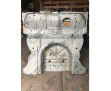 Панель пола багажника (под запаску)