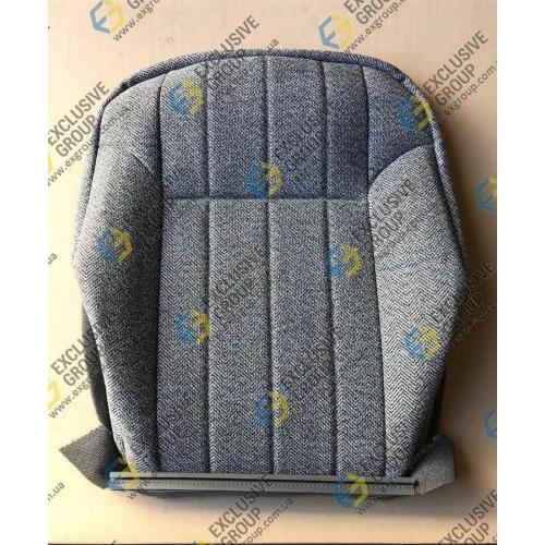 Обивка спинки передннго левого сидения