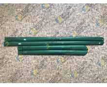 Молдинги дверей комплект (зеленый)