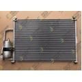 Радиатор кондиционера в сборе (конденсатор) на LANOS