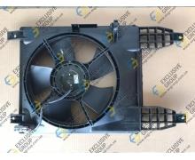Вентилятор радиатора в сборе Т-255 б/к (после 2009 г.в)