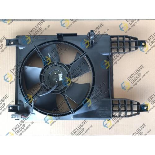 Вентилятор радиатора основной в сборе Т-255
