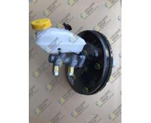 ГТЦ в сборе с бачком и вакуумным усилителем АКПП (DAC) без АБС