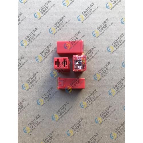 Предохранитель 50-А (квадратный) красный