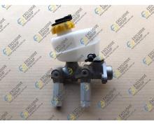 Цилиндр главный тормозной с бачком и штуцерами (DAC) без АБС