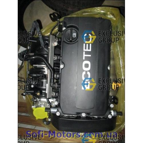 Двигатель в сборе 1.4