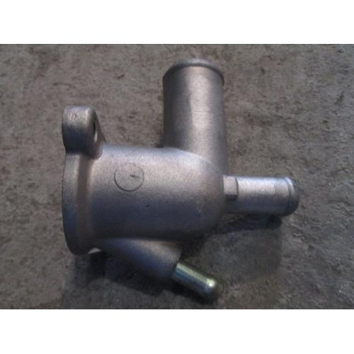 Клапан радиатора печки
